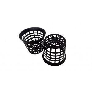 Regular 3 inch net pots for Hydroponics, Aquaponics, Aeroponics & Nursery, 50 Pieces